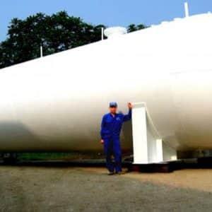 Bồn chứa gas LPG nồi Hơi Việt Nam