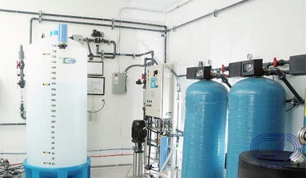 Xử lý nước cấp lò hơi